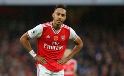 Arsenal-Aubameyang