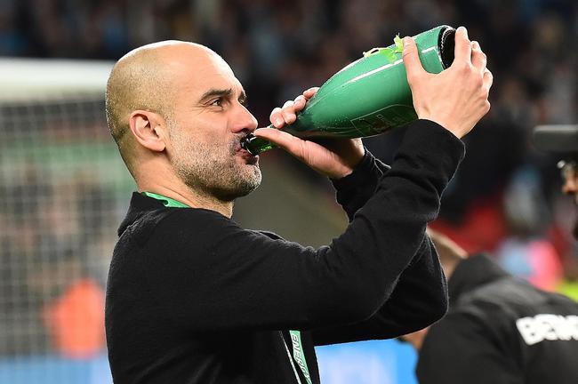 Guardiola: Más quieren ganar el título de la Premier League y la victoria y la derrota del Real Madrid solo están en la primera línea