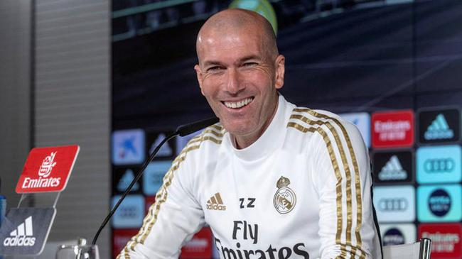 Zidane: Messi es la piedra angular de Barcelona